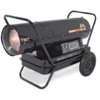 equipment rentals - heater