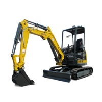 equipment rentals - Mini Excavators