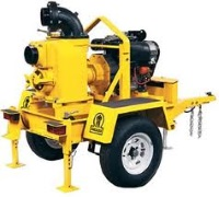 equipment rentals - pumps