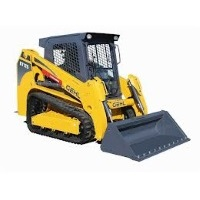 equipment rentals - track loader