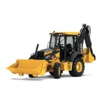 equipment rentals - backhoe