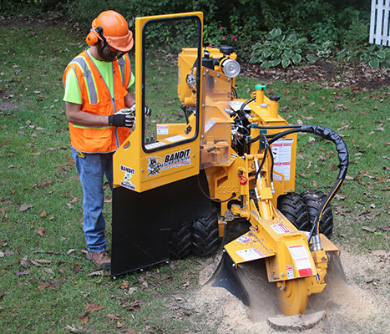 Bandit Stump Grinder 2550