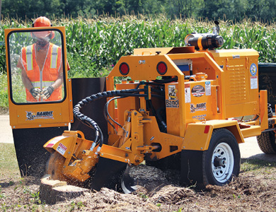 Bandit Stump Grinder 2600