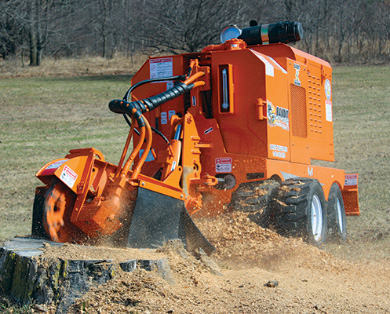 Bandit Stump Grinder 2650