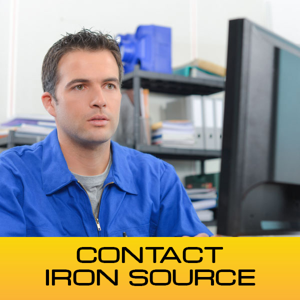 Contact Iron Source to Get Started