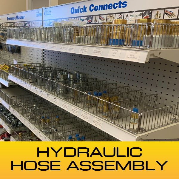 Hydraulic Hoses and Assemblies from Iron Source