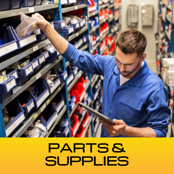 Find the right Parts & Supplies from Iron Source