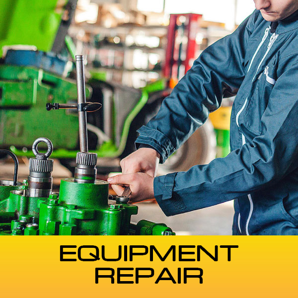 Equipment Repair Services from Iron Source