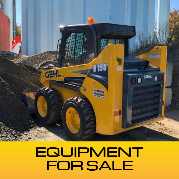 New and Used Equipment Sales from Iron Source