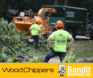 hand-fed wood chippers