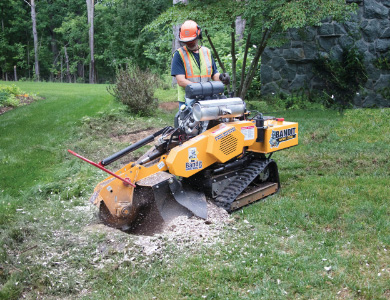 Bandit Stump Grinder ZT1844