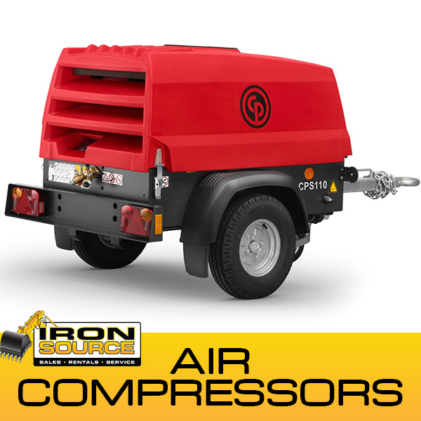 Chicago Pneumatic Mobile Air Compressors