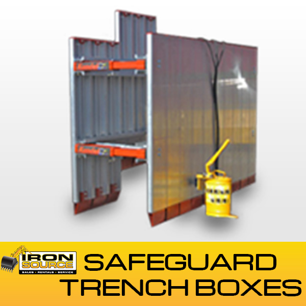 Kundel Safeguard Aluminum Trench Boxes