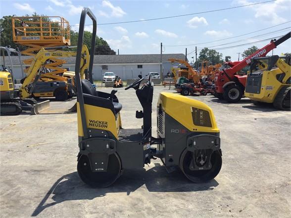 used construction equipment - WACKER NEUSON RD12A-90