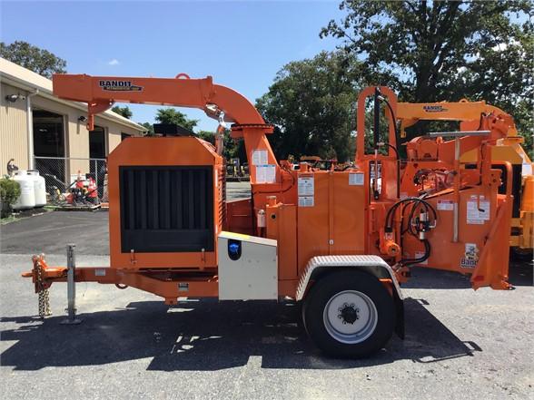 used construction equipment - BANDIT 18XP