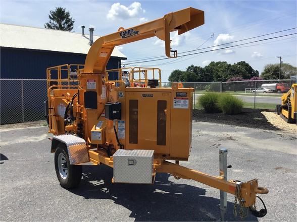 used construction equipment - BANDIT 200UC