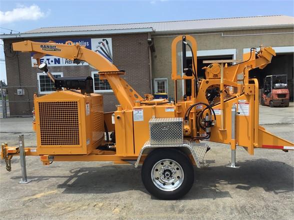 used construction equipment - BANDIT 15XPC