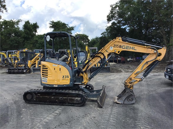 used construction equipment - GEHL Z35 GEN
