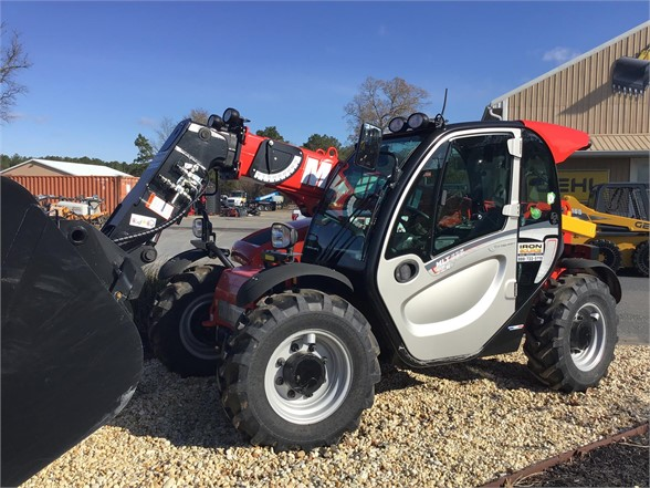 used construction equipment - MANITOU MLT625-75H