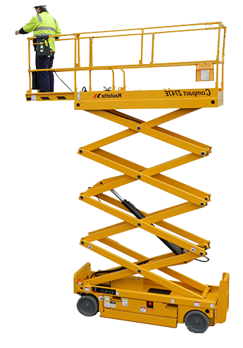 Iron Source Scissor Lift
