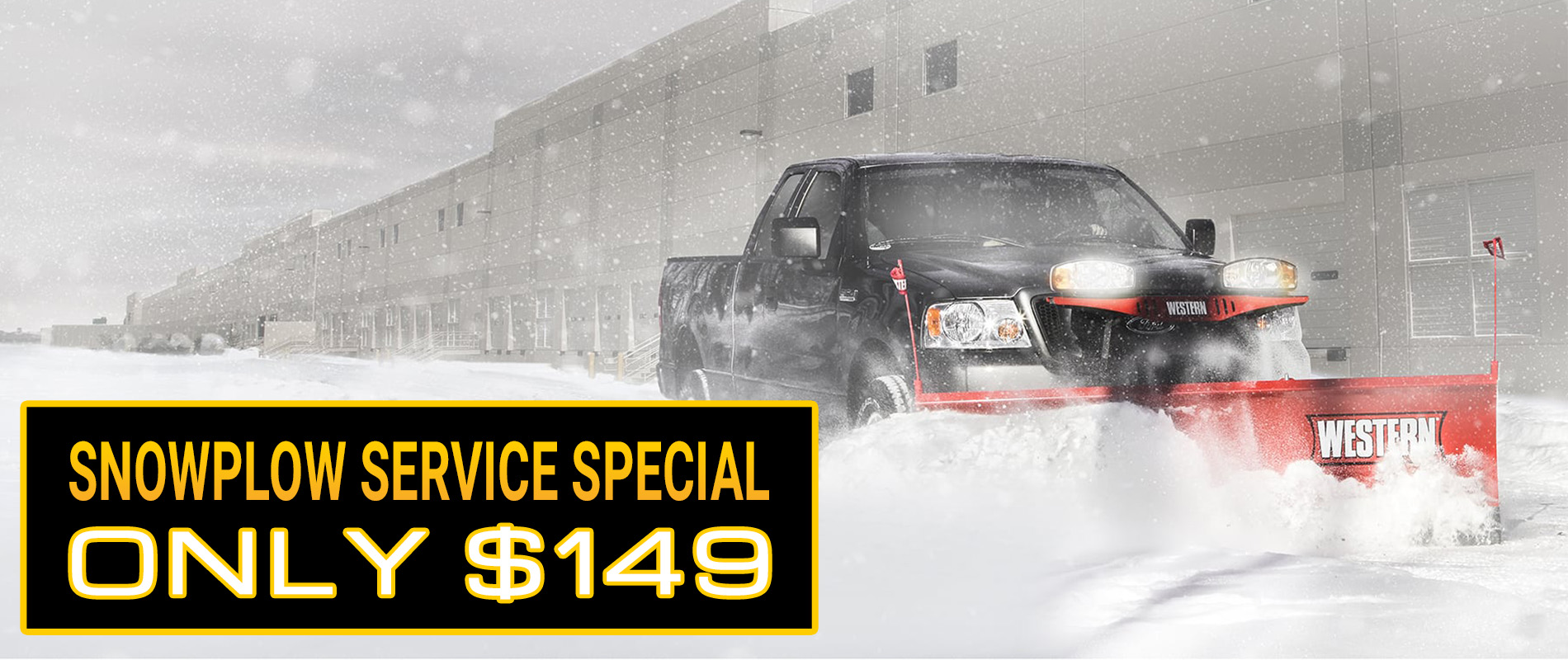 Snowplow Service Special at Iron Source in New Caslte, Smyrna and Georgetown, Delaware