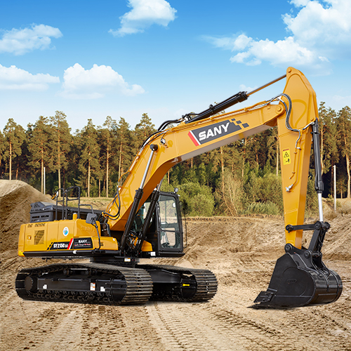 SANY SY215C Excavator from Iron Source in Delaware