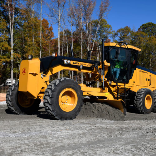 SANY SMG200C-8 Motor Grader from Iron Source in Delaware