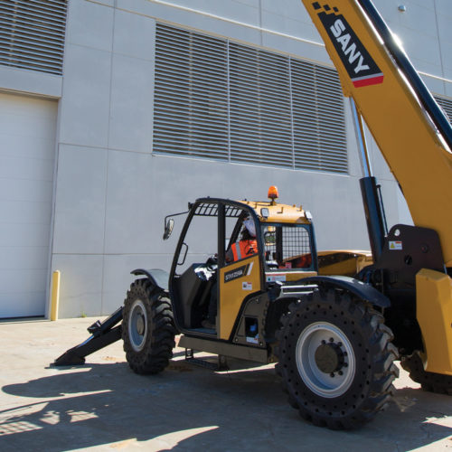 SANY STH1256A Telehandler from Iron Source in Delaware