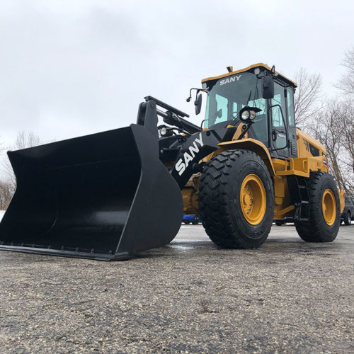 SANY SW305K Wheel Loader from Iron Source in Delaware