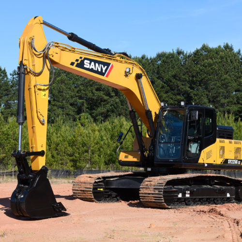 SANY SY225C Excavator from Iron Source in Delaware