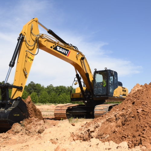 SANY SY265C Excavator from Iron Source in Delaware