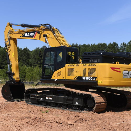 SANY SY365C Excavator from Iron Source in Delaware