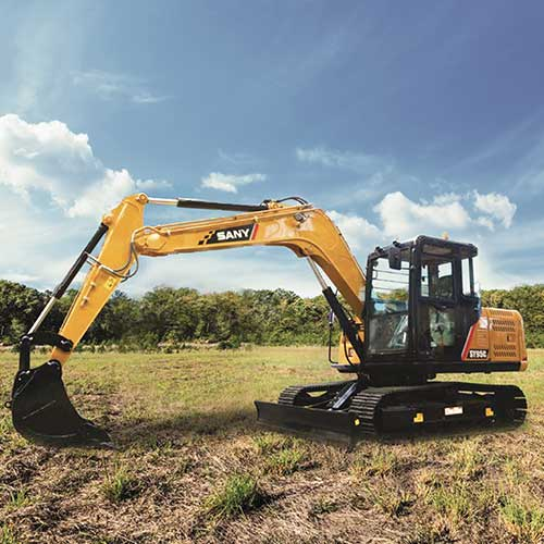 SANY SY95C Excavator from Iron Source in Delaware